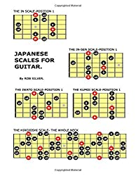 Japanese Scales for Guitar