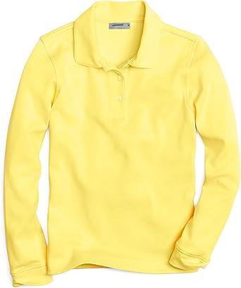 Camiseta tipo polo Rockberry para hombre, de manga larga, color ...