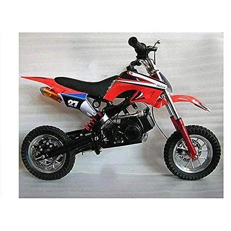 QZPM Mini vehículo Todoterreno de 12 Pulgadas, Bicicleta de ...