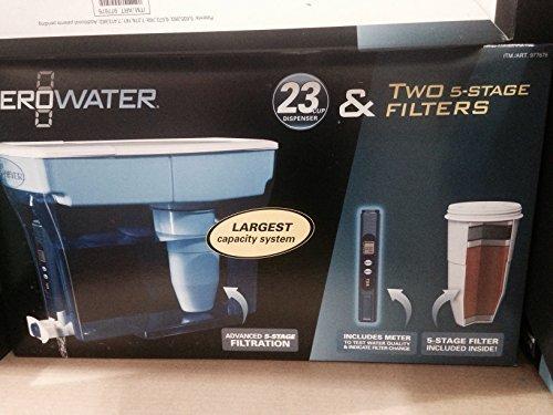 zerowater 23 cup dispenser - 3