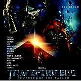 オリジナル・サウンドトラック トランスフォーマー/リベンジ