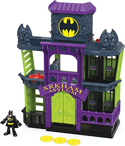 Fisher-Price Imaginext DC Super Friends, Arkham Asylum (Fisher Price Imaginext Batman Gotham City Jail)