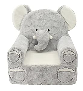 Sweet Seats 49226 Adorable Soft Monkey Children's Chair