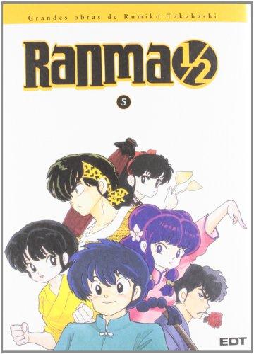 Descargar Libro Ranma 1/2 5 Rumiko Takahashi
