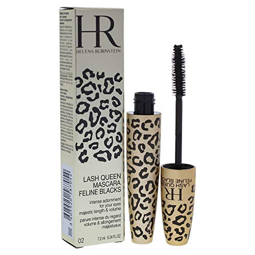 Helena Rubinstein Lash Queen Feline Blacks Mascara, No. 02 Black Brown, 0.24 Ounce ()