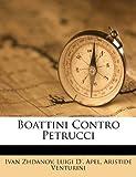 Boattini Contro Petrucci, Ivan Zhdanov and Luigi D'. Apel, 1149607165