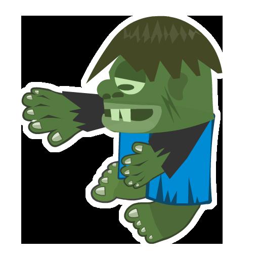 Zombie Mashed