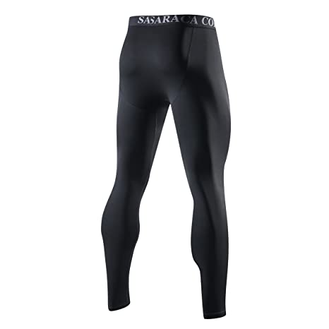 6227fa0245 saraca core Men Youth Compression Pants Baselayer Cool Dry Athletic Tights  Running Leggings: Amazon.ca: Sports & Outdoors