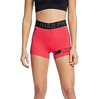 Nike Australia Women's Sport Distort Shorts 3In, Black/Black/Anthracite/(White)