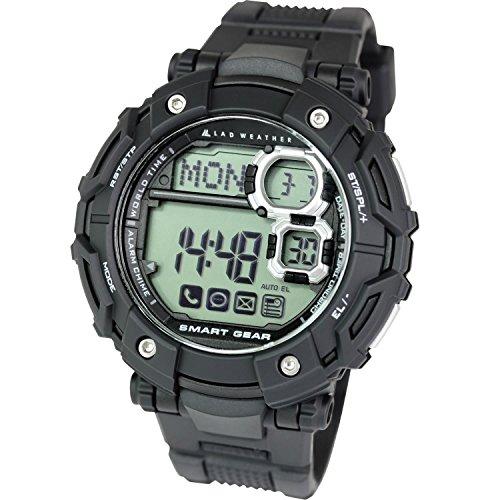 Lad Weather  Smart Watch  Digital Smart Watch For Men Smartphone Searcher Running Watch