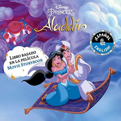 Aladdin: Movie Storybook / Libro basado en la