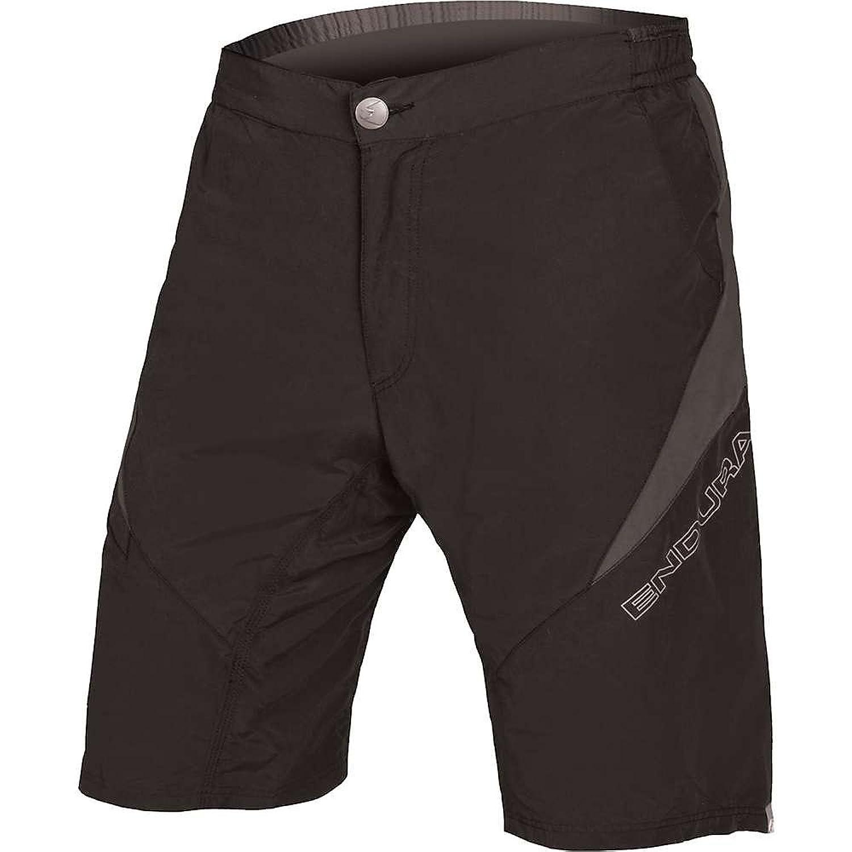 エンデュラ ボトムス ハーフ&ショーツ Endura Men's Cairn Short Black 1mk [並行輸入品] B06XXY57GG XL