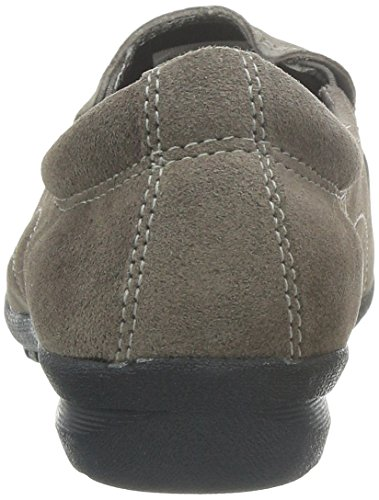 Skechers Dames Caree-worker Bee Fashion Sneaker Taupe