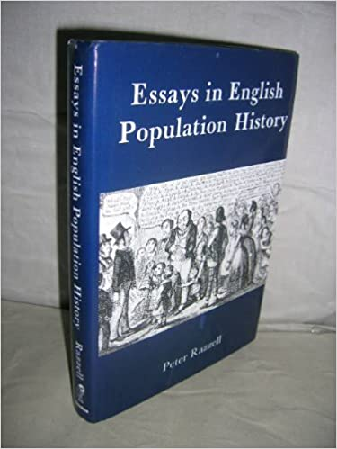 Essays In English Population History Social History P E Razzell  Essays In English Population History Social History P E Razzell   Amazoncom Books