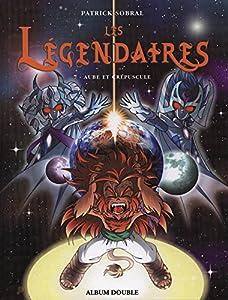 """Afficher """"Les légendaires n° 7-8 Aube et crépuscule"""""""