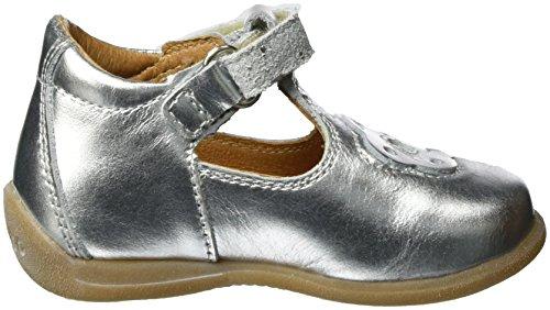 Froddo Froddo Ballerina Shoe G2140028-2 125 mm - Botines de Senderismo de Otra Piel Bebé-Niños 19 EU