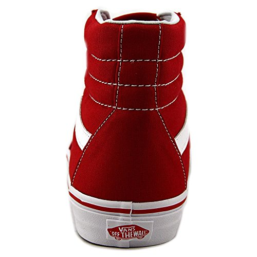Vans Sk8-hi Chaussures De Skate Décontractées Haut De Gamme Unisexes, Confortables Et Durables En Semelle Gaufrée Signature En Caoutchouc (toile)