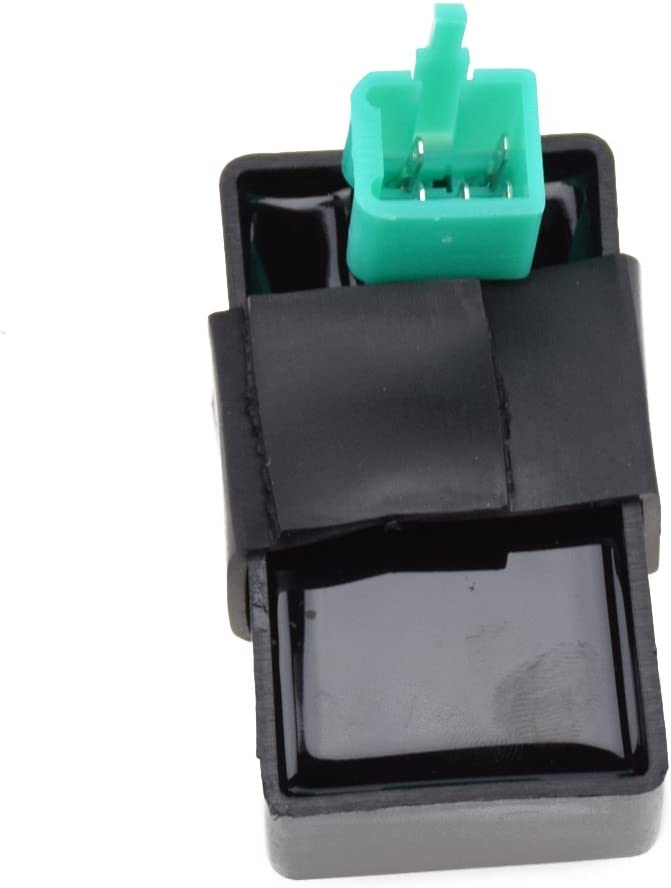 5 Pin AC CDI Box for COOLSTER 125cc 3125B 3125R 3125XR8 SSR Dirt Bike Chinese 50c 70c 90cc 110cc 125cc Tao Tao ATV Pit X15 X18 Mini Pocket Bike