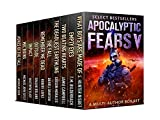 Apocalyptic Fears V: Collected Science Fiction Thrillers: A Multi-Author Box Set (Apocalyptic Fears Series Book 5)