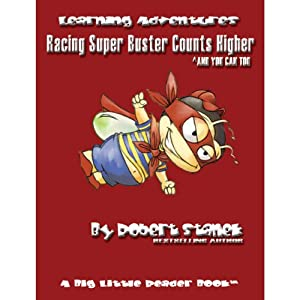 Racing Super Buster Counts Higher (And You Can Too) Audiobook
