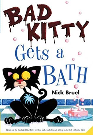 book cover of Gets a Bath