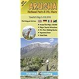 Arusha NP & Mt. Meru GPS harms