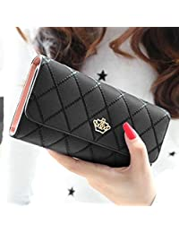 ABC® Women Clutch Long Purse Leather Wallet Card Holder Handbag Bags