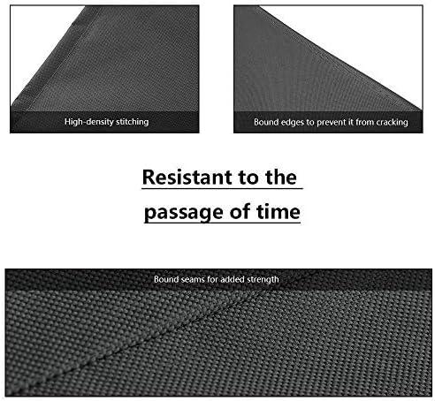 ファニチャー カバー テーブルと椅子カバー屋外のラウンドテーブルと椅子カバー防水ダストカバーオックスフォード生地Custom1.7m * 0.23メートル シバオ