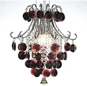 GOWE Crystal pendant Light lighting home lamp E14 bulbs D40* H34CM Stainless Steel 110V or 220V