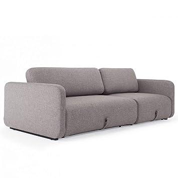 INNOVATION LIVING - Sofá Convertible, diseño VOGAN de ...