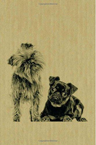 Brussels Griffon: Artified Pets Dog Journal/Notebook/Diary (Artified Pets Brussels Griffon) pdf