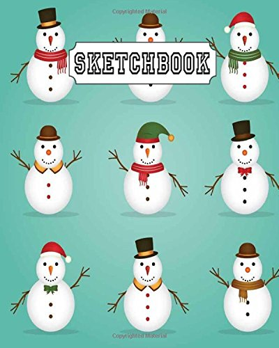 sketchbook anime mixed 110 pages of 8 x 10 blank paper for drawing doodling or sketching sketchbooks