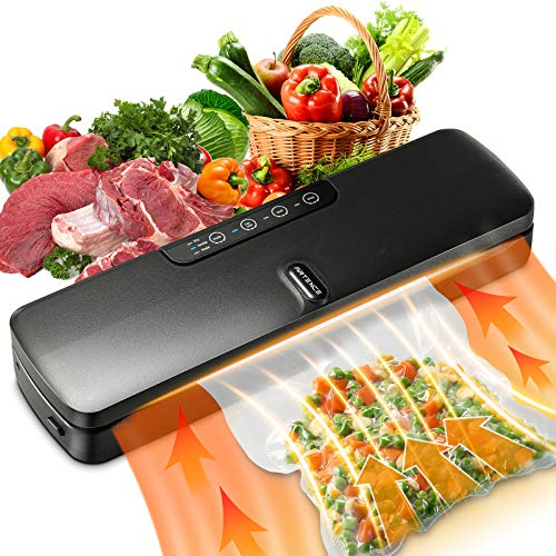 Artence Vacuum Sealer Machine, Automatic Food Sealer