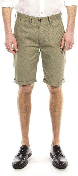 TALLA 42. Carrera Jeans - Bermudas Vaqueras para Hombre