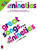 Great Songs of the Nineties, , 1575601680