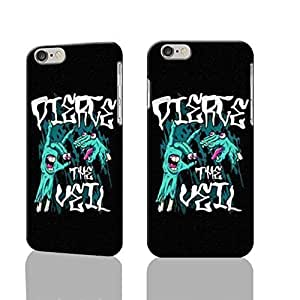 "Pierce The Veil 3D Rough iphone 6 -4.7 inches Case Skin, fashion design image custom iPhone 6 - 4.7 inches , durable iphone 6 hard 3D case cover for iphone 6 (4.7""), Case New Design By Codystore"