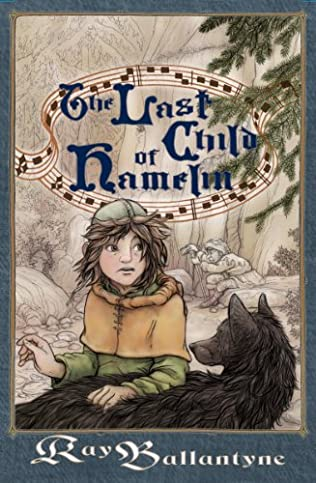 book cover of Last Child of Hamelin
