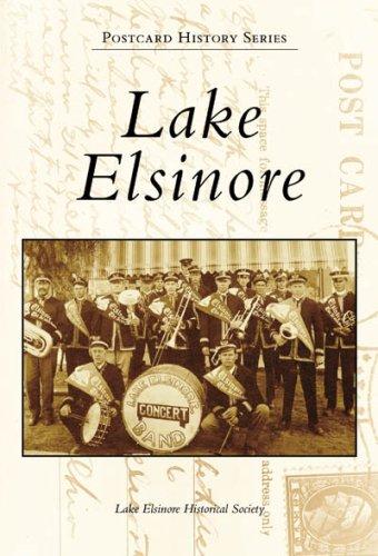 Lake Elsinore (Postcard History: - Elsinore Lake Stores