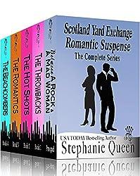 Scotland Yard Exchange Romantic Suspense: The Complete 5 Book Series