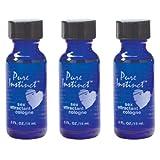 Pure Instinct 3 Pack - Pheromone Infused Perfume/cologne