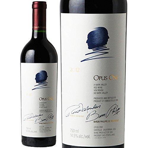 ロバート・モンダヴィ・オーパス・ワン 2012 750ml [赤ワイン・カリフォルニア]