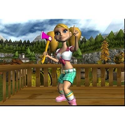 Go Play Lumberjacks - Nintendo Wii