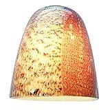Access Lighting 924IT-SLA Safari Glass Mini Pendant Light Fixture