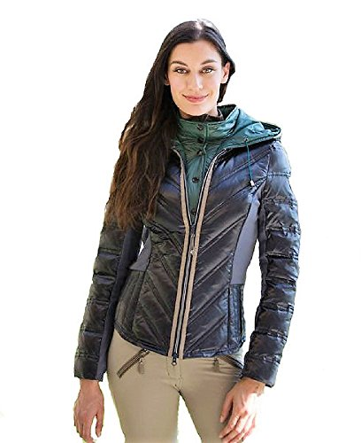 Goode Rider Action Jacket Pewter X-Small
