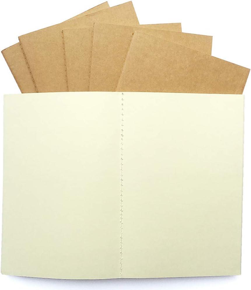 Paper Notebook Traveler Standard Pocket Journal Refill Planner Organizer Blank