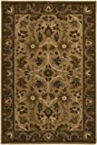 Surya IN1090-23 Hand Knotted Casual Accent Rug, 2 by 3-Feet