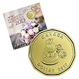 Wedding Gift Canadian Coin Card (2019)
