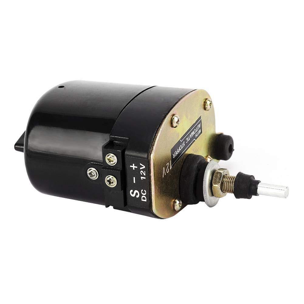 Parabrezza Auto Tergicristallo Motore Compatibile con Willys Jeep Trattore 01287358 7731000001 12V Motore Tergicristallo