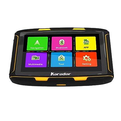 Amazon com: Karadar GPS Sat Nav, 5-inch 8GB Android