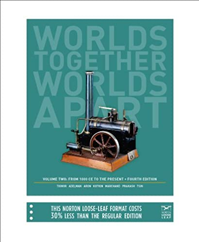 amazon com worlds together worlds apart a history of the world rh amazon com World's Together World's Apart Summary World's Together World's Apart Cover Front